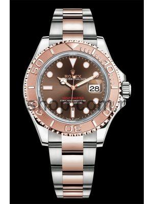 Rolex Yacht-Master Steel & Everose Gold Watch