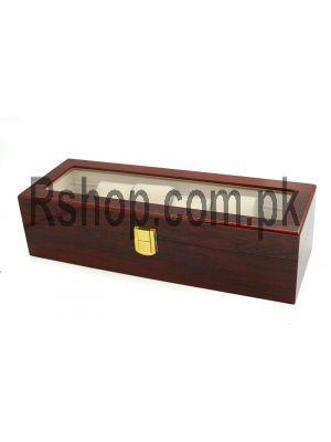 6 Watches Storage Box (High Quality) Price in Pakistan