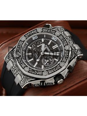 Audemars Piguet Hand Engraved Watch Price in Pakistan