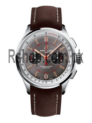 The new Breitling Premier B01 Chronograph Brown Watch Price in Pakistan