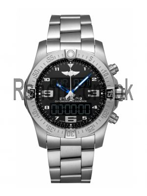 Breitling Exospace B55 Chronometer Analog & Digital Connected Watch Price in Pakistan