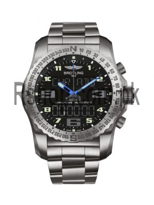 Breitling Cockpit B50 Watch Price in Pakistan