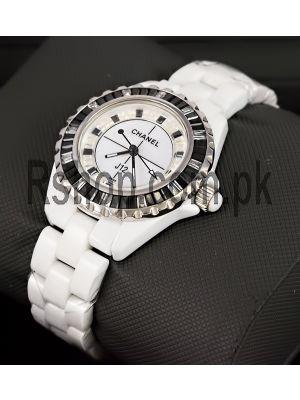 Chanel J12 Ladies Watch Price in Pakistan