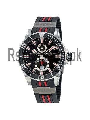 Ulysse Nardin Marine Diver Black Watch Price in Pakistan