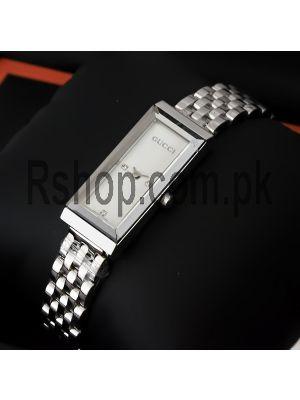 Gucci G-Frame Ladies Rectangular Dial Watch  Price in Pakistan