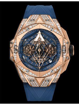 Hublot Big Bang Unico Sang Bleu II Watch