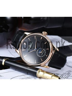 Jaeger LeCoultre Master Moonphase Watch Price in Pakistan