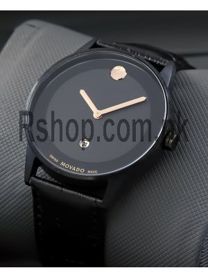 Movado Bold Black Dial Watch Price in Pakistan