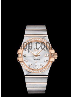 Omega Constellation Chronometer Watch Price in Pakistan