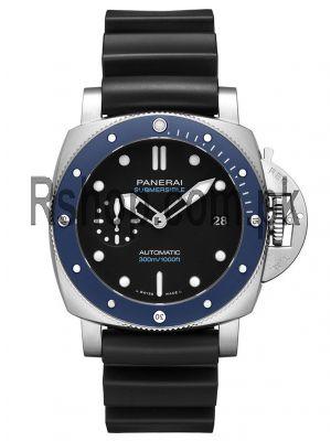 Panerai Luminor Submersible Azzurro Watch Price in Pakistan