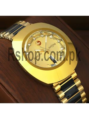 Rado DiaStar Two Tone Watch Price in Pakistan