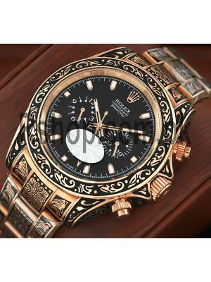 Rolex Cosmograph Bamford Hand-Engraved Watch Price in Pakistan