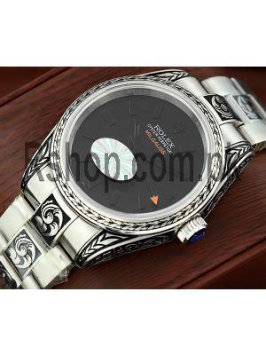 Rolex Milgauss Hand-Engraved Watch Price in Pakistan