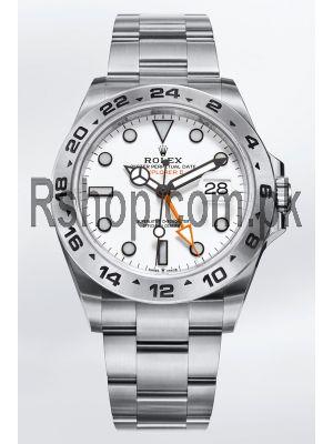 Rolex Oyster Perpetual Explorer II Watch