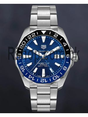 TAG Heuer - Aquaracer Calibre 7 GMT Watch