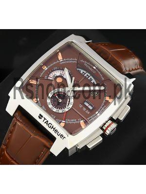 Tag Heuer Monaco LS Calibre 12 Watch