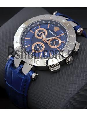 Versace Mens Blue Watch Price in Pakistan