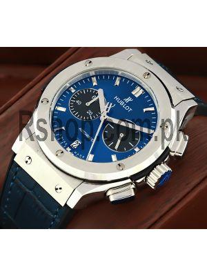 Hublot Classic Fusion Blue Watch Price in Pakistan