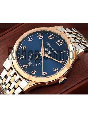 Patek Philippe  Annual Calendar Moonphase Watch Price in Pakistan