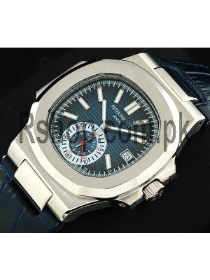 Patek Philippe Nautilus Blue Watch Price in Pakistan
