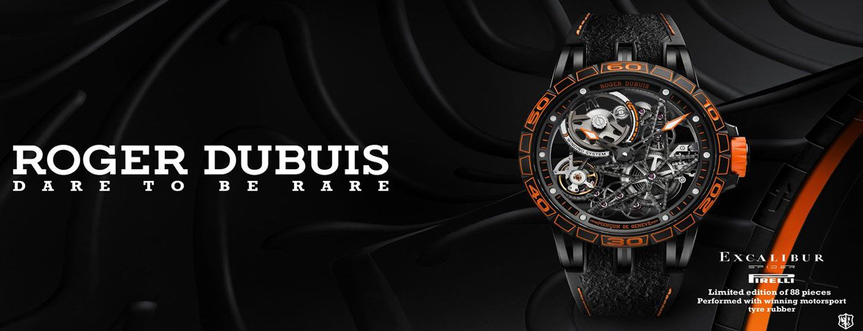 Roger Dubuis Watches Pakistan